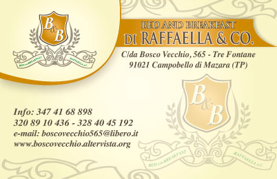 bed and breakfast raffaella